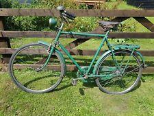 1951 Raleigh Mens Bike Stormey Archer Gears Raleigh Westrick Stainless Steel Rim
