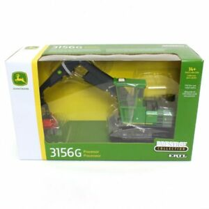 1/50 Prestige Series John Deere 3156G Tree Processor LP67318 by ERTL 45608