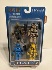 Halo Universe Minimates Series 3 Set of 4 Action Figures