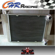 Aluminum radiator FOR Mazda RX2 RX3 RX4 RX5 WITH heater pipe 1969-1983