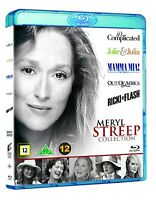 Meryl Streep 5-Movie Collection (Region Free) Blu Ray