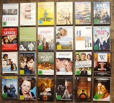 24 DVD-Filme Sammlung Genre Drama Indie-Film Klassiker Deutschland England USA F