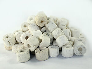 FILTER MEDIA AQUARIUM BIO CERAMIC RINGS TROPICAL, MARINE FISH TANK, POND, SUMP