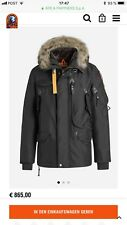 Parajumpers right hand hombres tamaño M, color negro antracita