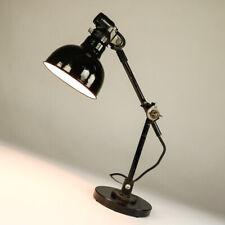 Rademacher Tisch Lampe Arbeits Gelenkarm Architekt Leuchte Emailschirm 30er-50er