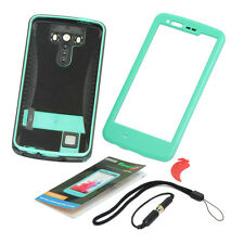 New Waterproof Shockproof Dirt Proof Protective Stand Case Cover For LG G3 US