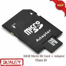 32GB micro SD Memory Card Class10 With Free Adapter For Android Mobile Samsung