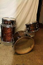 Premier  mahogany duroplastic drums