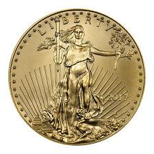 2017 $25 1/2 Troy oz. American Gold Eagle Coin SKU44735