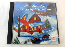 Time-Life Treasury of Christmas by Various Artists 2 CD Set One Case