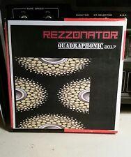 Duncan Rose -REZZONATOR QUADRAPHONIC 2017 Reel to Reel tape Q4
