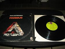 Dunn and McCashen Mobius ST-285 LP record  VG