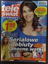 NIGELLA LAWSON  mag.COVER 2013 Poland  Bear Grylls, Joanna Krupa, Natalia Siwiec