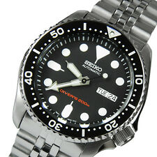 Seiko SKX007K2 SKX007 SKX007K Automatic 200m Scuba Dive watch Stainless Steel