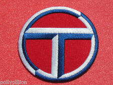 "TALBOT LETTER ""T"" HORIZON SUNBEAM MOTORSPORTS MOTOR RACING SEW/IRON ON PATCH"