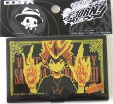 Hitman Reborn Tsuna Business Card Case Anime Manga NEW