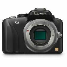 NEW Panasonic G3 LUMIX DMC-G3K 16.0 MP Digital Camera - Black (Body Only)