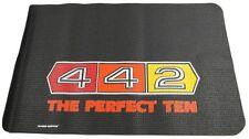 The Perfect Ten Black car mechanics fender cover paint protector vintage style