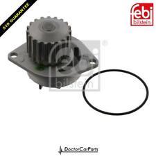 Water Pump FOR PEUGEOT 307 00->12 CHOICE2/2 1.6 Petrol 3A/C 3B 3E 3H NFU TU5JP4