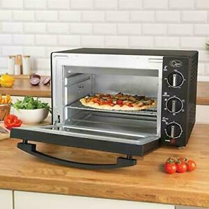 20 L 20 Litre Rotisserie Chicken Mini Oven Grill Bake Toast Hob BBQ Cooker 1500W