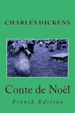 Conte de Noël : French Edition by Nik Marcel and Charles Dickens (2013,...