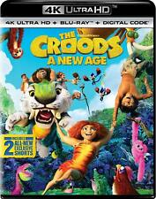 The Croods: A new Age (4K Ultra HD + Blu-ray)