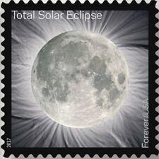 US Total Solar Eclipse forever single (1 stamp) MNH 2017 after June 27