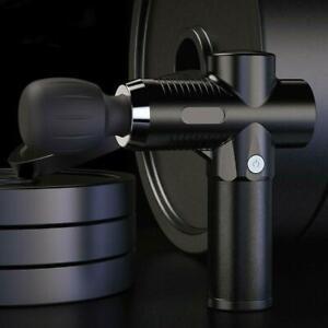 Mini Massage Gun Deep Percussion Massager Muscle Relaxing Fitness Z