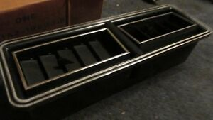 NOS 1971 1972 FORD GALAXIE LTD COUNTRY SQUIRE CENTER DASH AIR CONDITOINING VENT
