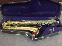 Buescher 400 Baritone Saxophone Bari Sax