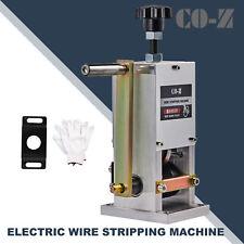 Co Z Durable Copper Wire Stripping Machine Hand Crank Drill Cable Stripper