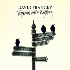 David Francey - The Broken Heart Of Everything [New CD]