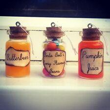 Mini Butterbeer-Pumpkin Juice-Harry Potter-Christmas Tree Stocking Filler