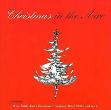 Various Artists- Christmas in the Aire CD 2005 Sony Music * NEW * STILL SEALED *
