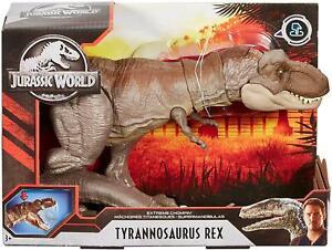 Jurassic World Extreme Chompin' T-Rex Dinosaur Figure