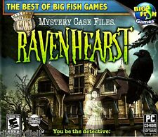 Mystery Case Files Ravenhearst Brand New Sealed Fast Shipping