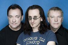 Rush - Live Concert LIST - R40 - Clockwork Angels - Hemispheres - 2112 -