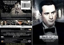 Once Upon a Time in America ~ New DVD 2 Discs ~ Robert De Niro (1984)
