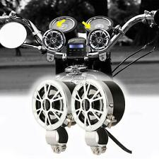 Universal Motorcycle Handlebar Speakers For Honda Shadow Rebel 250 500 750 1100