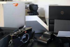 Leica M (Typ 240) 24.0 MP Digitalkamera (Nur Gehäuse) - Schwarz (10770)