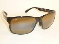 c1c7d4cf0a Authentic Polarized MAUI JIM RED SANDS Sunglasses H432-11T Grey Tortoise  Frame