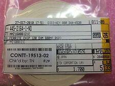 MMZ1608B121C TDK FERRITE CHIP 120 OHM 600MA 0603 200 PIECES