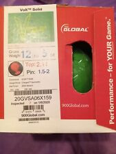 New listing 12 Lb 900 Global Volt Solid Bowling Ball New In Box