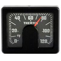 Fahrenheit Bimetall Thermometer Reliefskala RICHTER / HR Art. 4521 justierbar