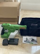 NEW VICTORY ELECTROSTATIC CORDLESS SPRAYER WITH NEW STYE CARRY BALLISTIC BAG!!!