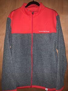 Fanatics Detroit Red Wings Full Zip Fleece Jacket