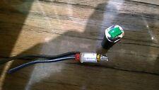Classic BMC Mini Cooper S Obras Rally luz indicadora de carga del alternador, Lucas