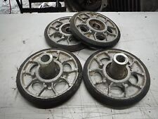 1993 YAMAHA EXCITER II 2 ST LONG TRACK EX750ST 750 TRACK SKID GUIDE WHEELS