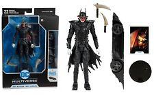"McFarlane DC Dark Multiverse Batman Who Laughs Batman Metals 7"" Action Figure"
