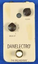 Danelectro The Breakdown Overdrive Boost Electric Guitar Effect Effects Pedal
